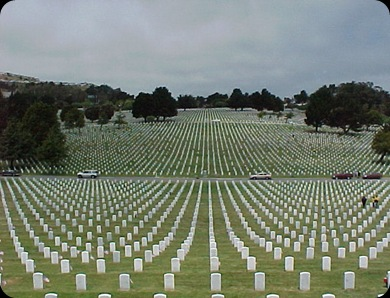 Golden Gate Military Cemetery