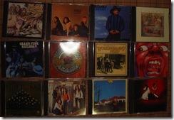 Novos CDs