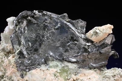 Molibdenita-Molybdenite