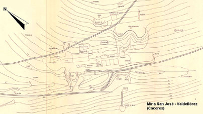 Mina San José