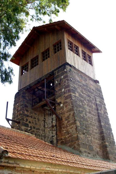 Mina La Cruz: pozo El Arco