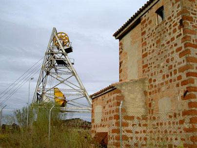 Mina Casualidad: pozo San Luis