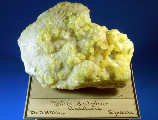 Azufre-Sulphur