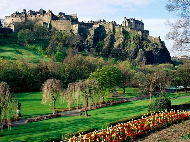 Edinburgh Castle, Edinburgh, Scotland pictures