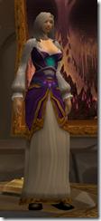 Casual Purple Dress