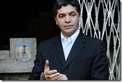 Lucas Colombo - Café com a imprensa
