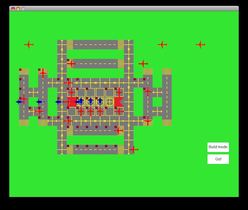 Dimme's demo screenshot