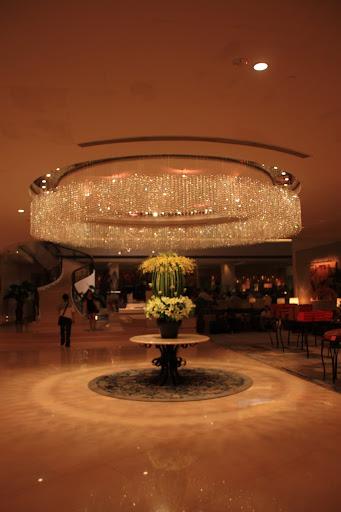 Shenzhen Shangri-la Hotel Lobby