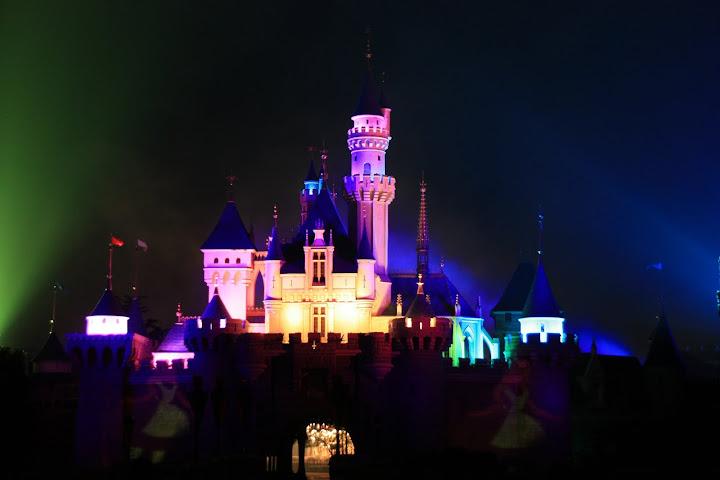 Disneyland Hong Kong - Cinderella Castle