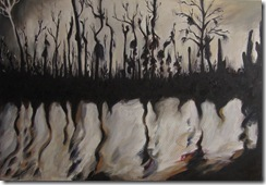 Trees - 20 x 30 Arash