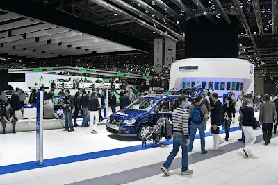 salon auto geneve Volkswagen et Seat