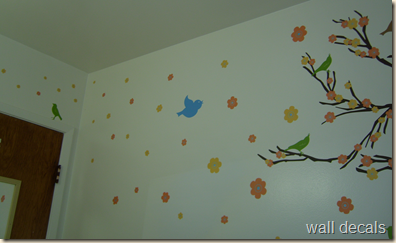 wall decal sample