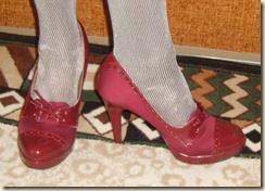 garnet shoes