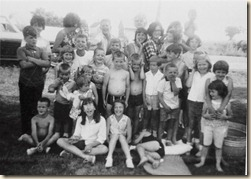 Schuh Cousins in 60's