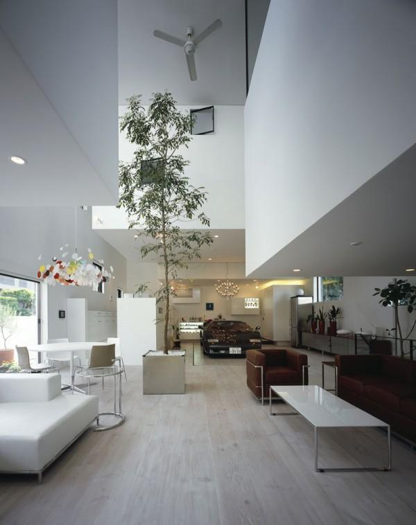 KRE House by Takuya Tsuchida