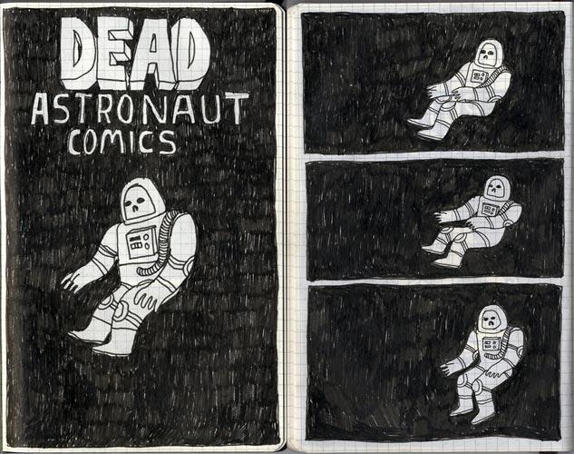 Dead Astronaut Comics by Jack Teagle