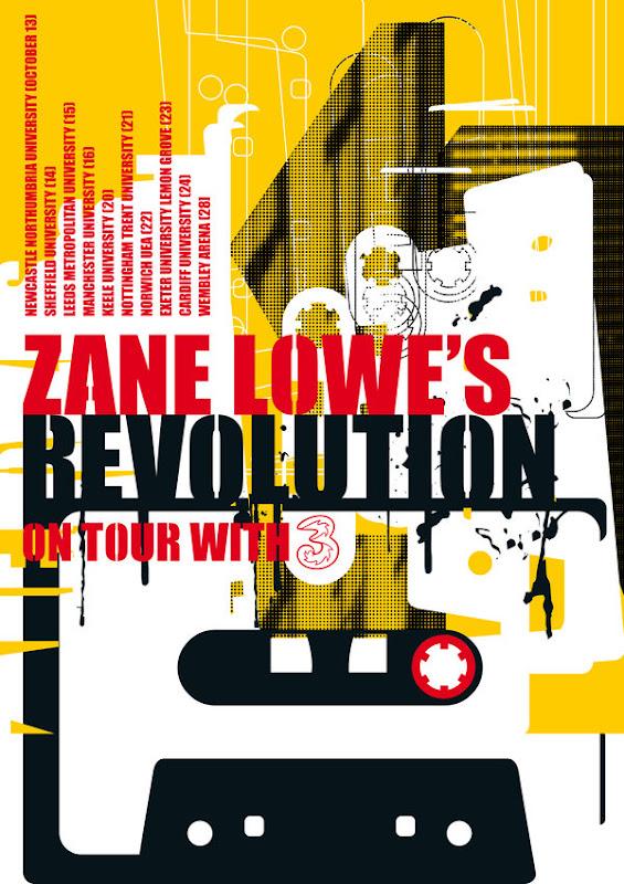 Zane Lowe's Revolution