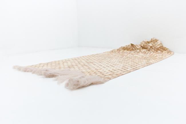Wooden Carpet by Elisa Storzyk