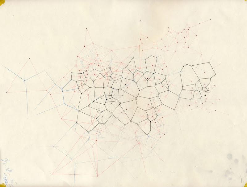 Artisanal Voronoi 1 SM by ske765book