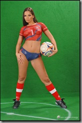 FIFA Girl Boady painting (5)