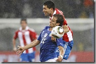 Fifa world cup 2010 Paraguays vs Italy photos 2