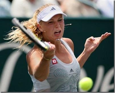 Caroline Wozniacki WTA Tour Championship No.1 2