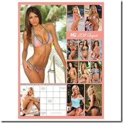 hooters girls 2011 calendar pics