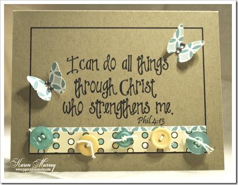 Philippians 4:13 WORDart
