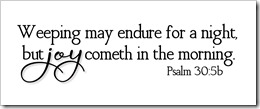 Psalm 30_5b