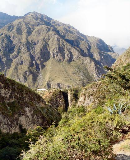 Trilha Inca - Dia 2