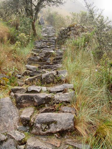 Escadarias Inca