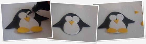 Exibir Pinguins prontos