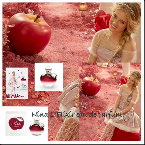 Nina L'Elixir eau de parfum