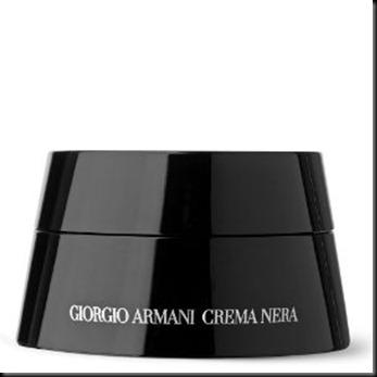 giorgio armani crema nera