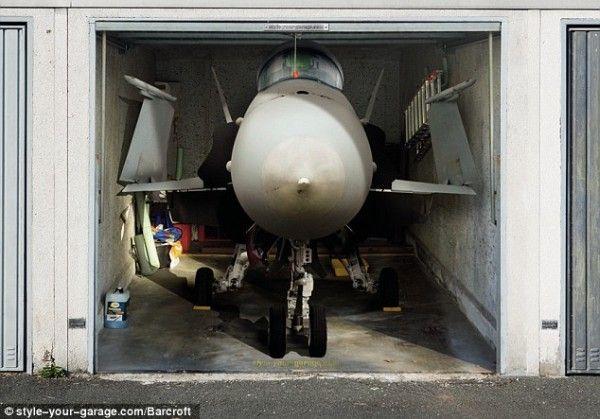 garaje-avion