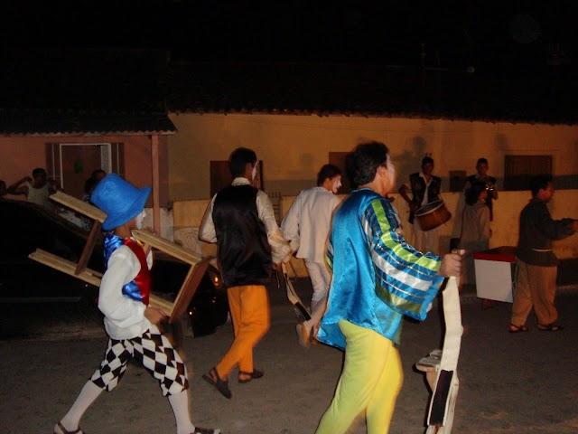 Festa no Mutirão