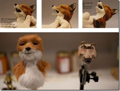 How the Puppets from Fantastic Mr. Fox Were Made [Slide Show] by Julian Sancton, Vanity Fair, 11.23.2009