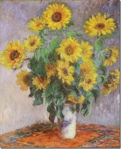 Bouquet de Soleils