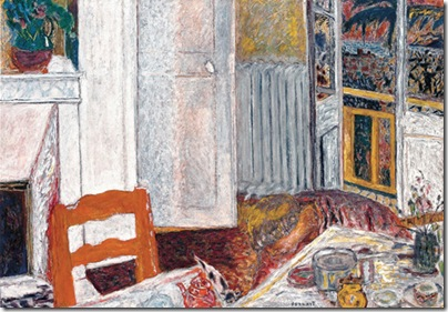 The White Interior (1932), Musée de Grenoble,