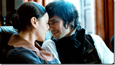 Bright Star (Abbie Cornish and Ben Wishaw)