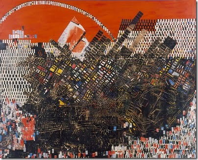 Scorched Earth, 2006. Collection of Dennis and Debra Scholl. Photo: Bruce M. White.