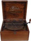 Mira Music Box, circa 1903