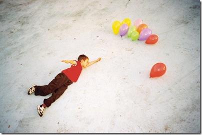 The Balloon Flyer