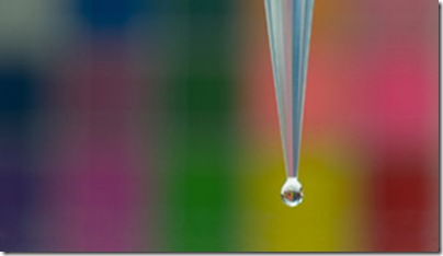 Water drop, Felice Frankel