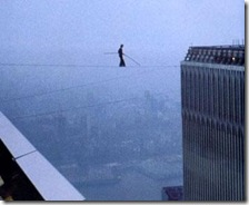 Phillipe Petite (Man on Wire)