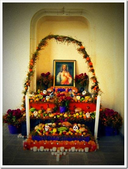 Templo de Santo Domingo de Guzmán, 31 de octubre de 2010