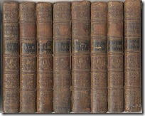 The History of England, From The Invasion of Julius Cæsar to the Revolution in 1688 by David Hume [Eight Volumes]