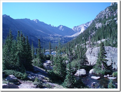 Rocky Mountain Nationa Park (2007)