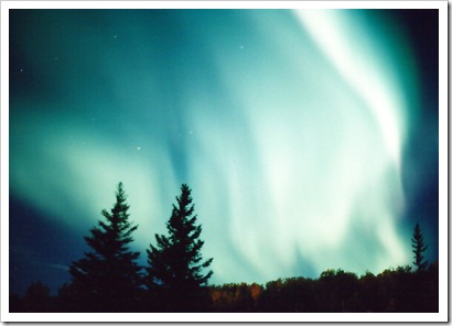 Northern Lights over Fairbanks, Alaska (Stormscape Photography / Michael Phelps)