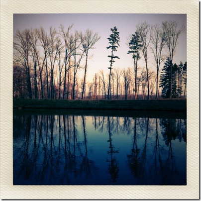 Japanese Garden, Dawes Arboretum (March 19, 2011)